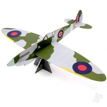 Prestige Models Spitfire Mk IXe Free Flight Kit PRS1000