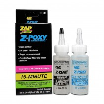 ZAP Z-Poxy 15-Min 4oz PT-35