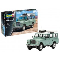 Revell Land Rover Series III LWB Scale 1/24 R07047