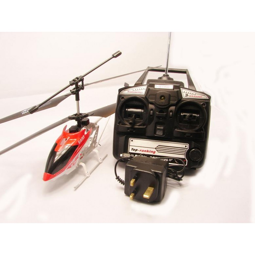 Rc syma s032g fiery dragon gyro 3ch electric remote for Rc electric motor oil
