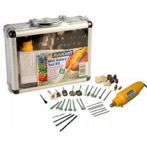 RotaCraft Mini Rotary Tool Kit Variable Speed RC18