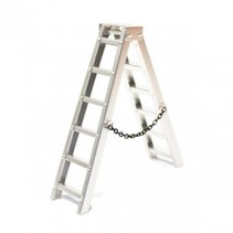 Racers Edge Aluminium Step Ladder 100mm RCE3402
