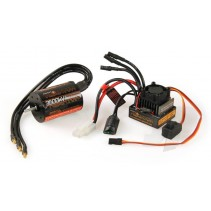 Radient RC RDNA0023 ESC and Motor Combo, Brushless, (Reaktor)