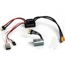 Radient Mini Brushless Motor Esc Combo RDNA0075