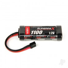 Radient NiMH 7.2V 1100mAh 2/3A Stick HCT RDNA0087