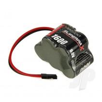 Battery 2/3A 6V 5C 1600 Nimh 3-2 Hump RX-JR RDNA00898
