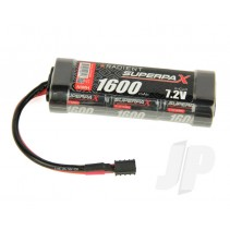 Radient NiMH 7.2V 1600mAh 2/3A Stick HCT Battery RDNA0090