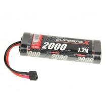 Radient NiMh 7.2V 2000mAh SC Stick HCT RDNA0092