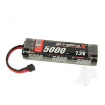 Radient Battery SC 7.2V 6- Cell 5000mAh NimH RDNA0102