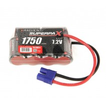 Radient NiMH 7.2V 1750mAh 2/3A 4-2 SBS Flat RDNA0133