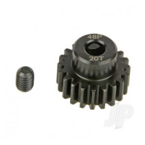 Helion Pinion Gear 48P Steel 20T RDA0220