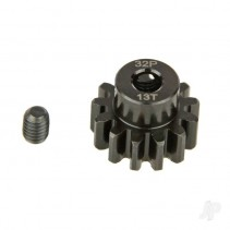 Radient Pinion Gear 32P Steel 13T RDNA0313