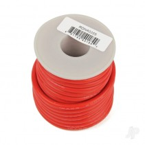 Radient Silicone Wire 12GA 1062 Strand RED RDNA0356