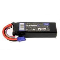 Radient LiPo 3S 2100mAh 11.1V 20C EC3 RDNB21003S