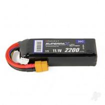 Radient LiPo 3S 2200mAh 11.1 V 30X XT60 RDNB22003S30XT60
