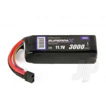 Radient LiPo 3S 3000mAh 11.1V 30C HCT RDNB30003S30H