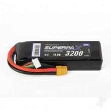 Radient LiPo 4S 3200mAh 14.8 V 30C XT60 RDNB32004S30XT60