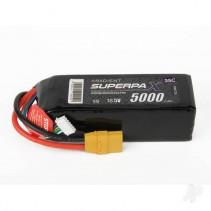 Radient LiPo 5S 5000mAh 18.5V 35C XT90 RDNB50005S35X