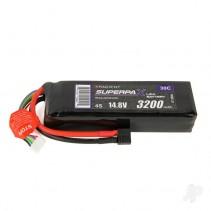 Radient LiPo 4S 3200mah 14.8V 30C HCT RDNL32004S30H