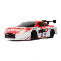Rage MiniQ RTR 1/24 4WD on Road KIT Car (Red/White) RGRC2400