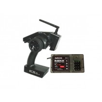 Radio Link RC3S 4 Channel Computer Car Radio Set RL-RC3S