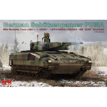 Ryefield Model German Schutzenpanzer Puma RM5021