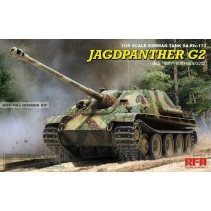 Ryefield Jagdpanther G2 w/full Interior RM5022