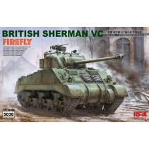 Ryefield Model British Sherman VC Firefly RM5038