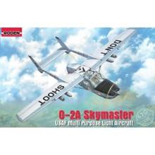 Roden 620 O-2A Skymaster USAF FAC Aircraft Kit 1/32 ROD620