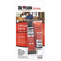 Devcon 5min Epoxy Syringe 25ml