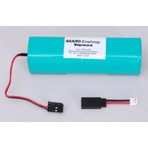Sanyo 9.6v 2000mAh Eneloop Tx Pk Sq O-8EN2000AAWF Battery