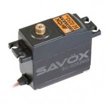 SAVOX MICRO SIZE DIGITAL SERVO 2.2KG@6V (HELI & PARKFLY) SAV-SH0253