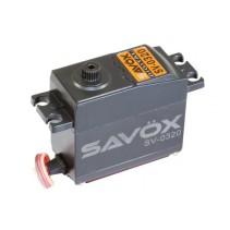 Savox HV Digital Servo 6kg/0.13S@7.4V SAV-SV0320