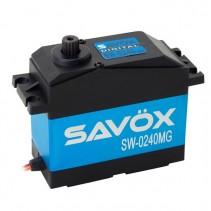 Savox WP Jumbro HV Digital Servo 35Kg/0.15S@7.4V SAV-SW0240MG