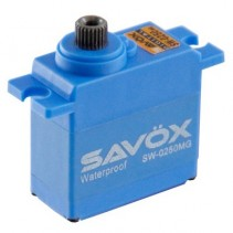 Savox Waterproof Digital Micro Servo 5kg/0.11S@6V SAV-SW0250MG