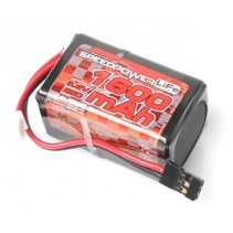 SP 1600mah 25C Rx LiFe Battery - SFE1561R