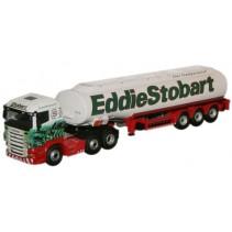 Eddie Stobart Scania Highline Tanker Diecast 1:76