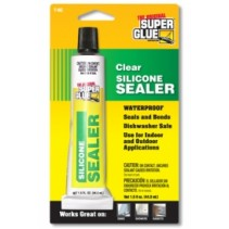 Silicone Sealer - Clear 44.3ml