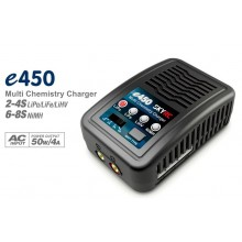 SkyRC E450 Charger 50W- 4A - AC SK-100122
