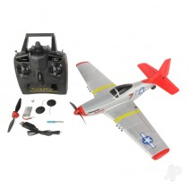 Sonik P-51D Mustang 400 RTF 4Ch with flight stabilisation SNK761-5
