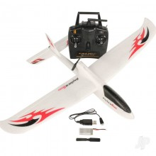 Sonik RC Ranger 600 RTF POWERED GLIDER With Flight Stabilization SNKV761-2