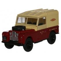 British Railways Land Rover Scale 1/76 Diecast