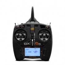 Spektrum DX6e 6Ch Transmitter Only EU SPMR6650EU