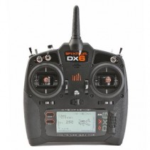 Spektrum DX6 Transmitter Only Mode 2 EU P-SPMR6750EU