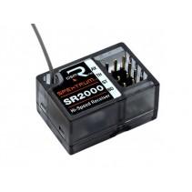 Spektrum SR2000 2Ch DSMR Micro Race Receiver