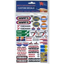 Sponsor 3 Medium Size Various Logos WYNN'S
