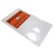 Plastruct 91201 0.25mm Clear Styrene Sheet