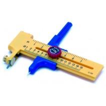 Rolson RO-62949 Compass Cutter w/6 x Spare Blades