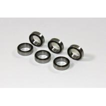 Absima Ball Bearings 10x15x4mm Minion (6)