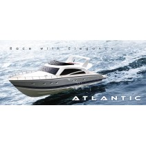 Thunder Tiger Atlantic RTR Motor Yacht T5128-F13